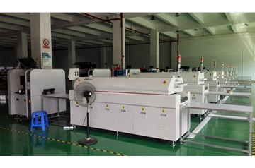 funtion of reflow oven